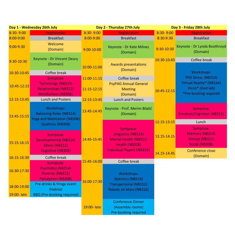 PsyPag Programme